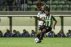 Copa do Brasil: América perde para o Palmeiras de 2 a 1