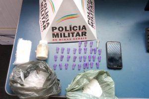 PM apreende menor com drogas no Bairro Matinha