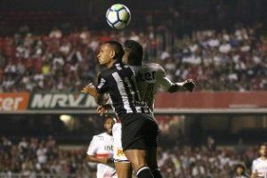 São Paulo e Atlético-MG empatam no Morumbi