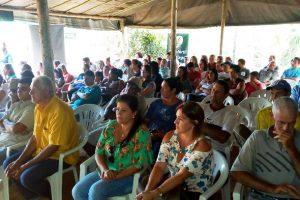Cici Magalhães participa de Dia do Campo no Monte Alverne