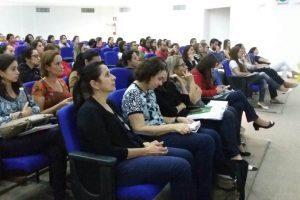 Profissionais da Saúde participam de capacitação sobre infecções