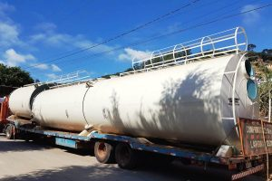 SAAE Manhuaçu adquire sete novos reservatórios de água