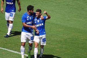 Cruzeiro bate o Sport: 2 a 0