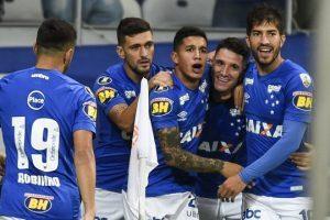 Libertadores: Cruzeiro vence e termina líder do grupo 5