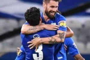 Cruzeiro vence o Palmeiras: 1 a 0