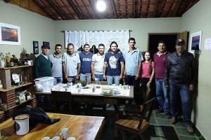 Secretário de Agricultura realiza visitas técnicas em fazendas da região