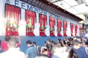 93 anos da Escola Monsenhor Gonzalez  começam ser comemorados hoje
