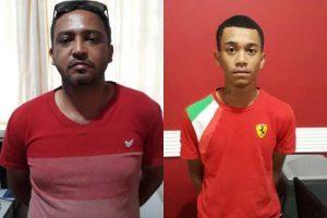 Suspeitos de duplo homicídio são presos pela PC em Matipó