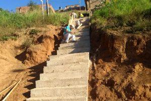 Prefeitura realiza mais obras no Bairro Santa Terezinha