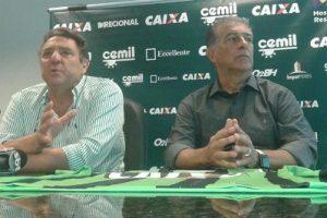América anuncia ex-diretor Ricardo Drubscky como novo treinador