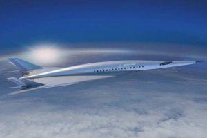 Avião hipersônico promete ligar Londres a Nova York em 2 horas