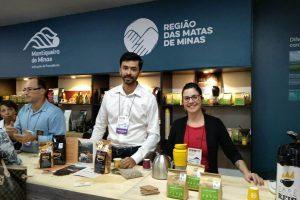Economia: Cafés da Região das Matas de Minas na super feira paulista