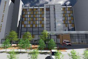 Construção do Novo Prédio do HCL: propostas das construtoras são julgadas