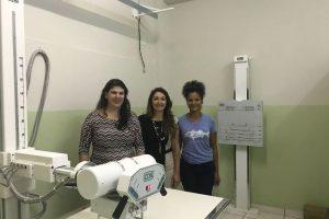 Manhuaçu: Adquirido novo aparelho de raios x para o setor de radiologia