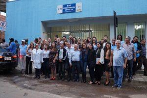 Manhuaçu: Após reforma, UBS's de três localidades são entregues à população