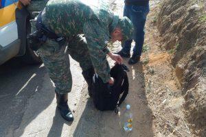 Homem é abordado e acaba preso em Alto Caparaó