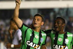 América segura a pressão e vence o Santos na Vila Belmiro
