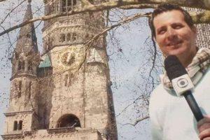 Repórter se despede da Globo após 25 anos