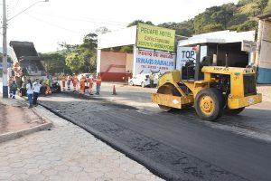 Vereadores agradecem pelo asfaltamento da Tancredo Neves e comentam sobre indicação
