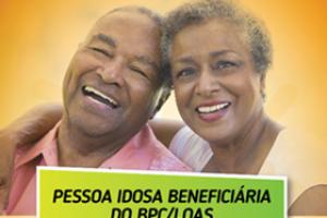 Beneficiários do BPC devem se inscrever no Cadastro Único até dezembro