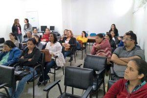 Manhuaçu: Profissionais de enfermagem participam de capacitação