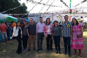 CAPS promove festa julina em alto estilo
