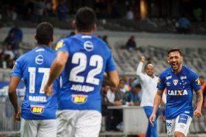 Cruzeiro vira sobre o América: 3 a 1