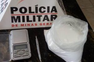 PM prende acusado de envolvimento com tráfico no Bairro Santana