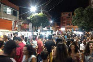 Feira Gastronômica será nesta sexta no Centro de Manhuaçu