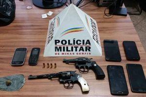 Polícia apreende arma utilizada em homicídio na Vila Cachoeirinha