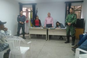 Prevenção a incêndios florestais é tema de reunião em Manhuaçu