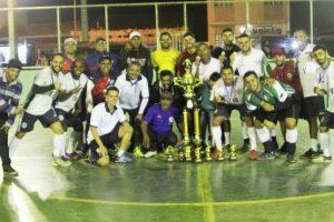 Futsal: Borracharia do Raimundo vence campeonato em Pedra Bonita