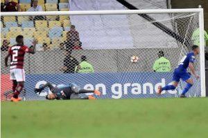 Libertadores: Cruzeiro bate Flamengo no Rio: 2 a 0