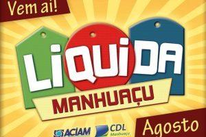 Lojistas e entidades organizam Liquida Manhuaçu para este mês