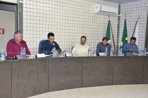 Vereadores de Luisburgo aprovam indicação e lamentam ausência de Secretários em reunião