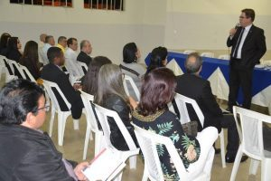 OAB Manhuaçu e ESA promovem palestra com o professor Welington Luzia