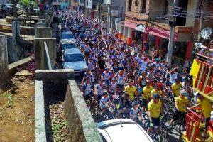 17º Passeio Ciclístico movimenta o domingo de Manhuaçu