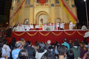 Começa a Semana de São de Lourenço, padroeiro de Manhuaçu