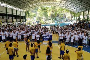 Manhuaçu: AABB comemora sucesso da Jornada Esportiva Estadual