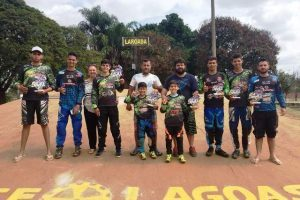 BMX: Atletas manhuaçuenses dão show em Sete Lagoas