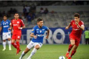 Cruzeiro e Internacional não marcam: 0 a 0