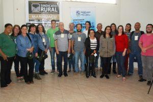 Manhuaçu: Curso capacita novos agentes de turismo rural