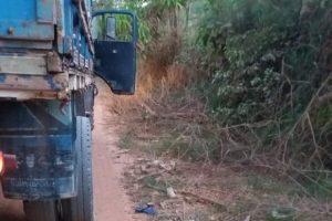 Região: Homem cai de caminhão e morre atropelado