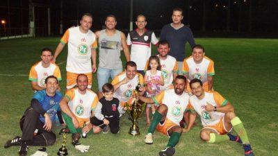 Bola rolou pelo Campeonato Distrital com muitos gols