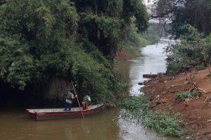 Rio Manhuaçu recebe nova limpeza