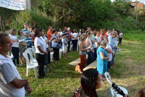 Católicos do Bairro Alegre celebram São Judas Tadeu