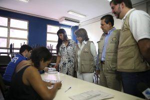 Observadores da OEA voltam ao Brasil para o segundo turno das eleições