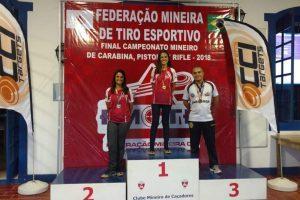 Projeto Tear: Campeões mineiros de Tiro Esportivo