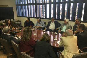 Cici Magalhães participa de reunião do Tribunal de Contas de MG