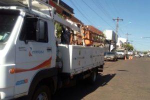 Energisa destaca ações após chuva forte em Manhuaçu e região